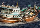 HMAS Arunta nets third major drugs haul