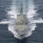 NUSHIP Hobart officially delivered