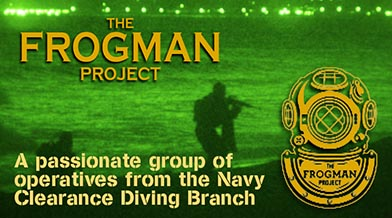 The Frogman Project archives