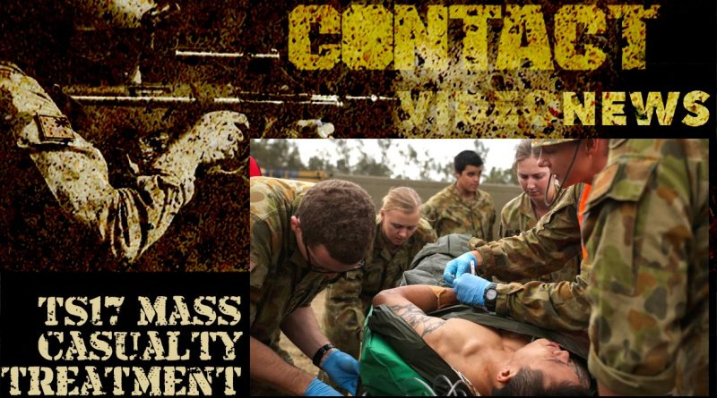 Talisman Sabre – mass-casualty exercise