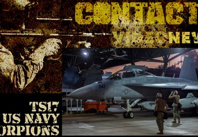 Talisman Sabre – US Navy's Electronic Attack Squadron 132