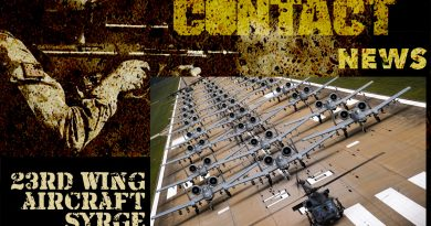 USAF A-10 surge