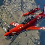First PC-21s delivered