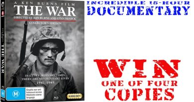 The War – a film by Ken Burns, available from Via Vision.