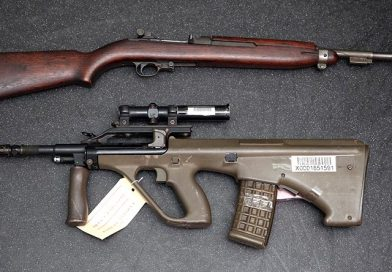 F88 Steyr surrendered during firearms amnesty