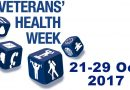 Veterans' Health Week starts today