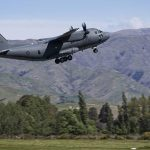 C-27J Spartan deploys on first international exercise