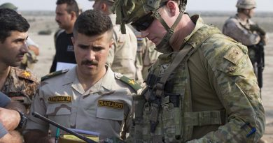 Latest Iraqi Forward Air Controllers graduate