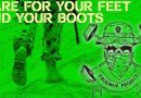 Care for your feet and your boots