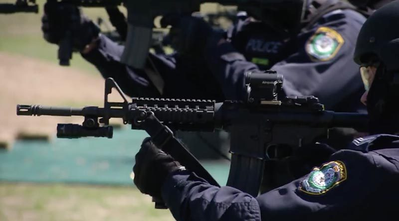 NSW Police get Colt M4 - CONTACT magazine