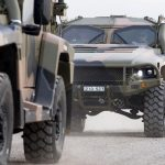 Hawkei delivered for testing on ops