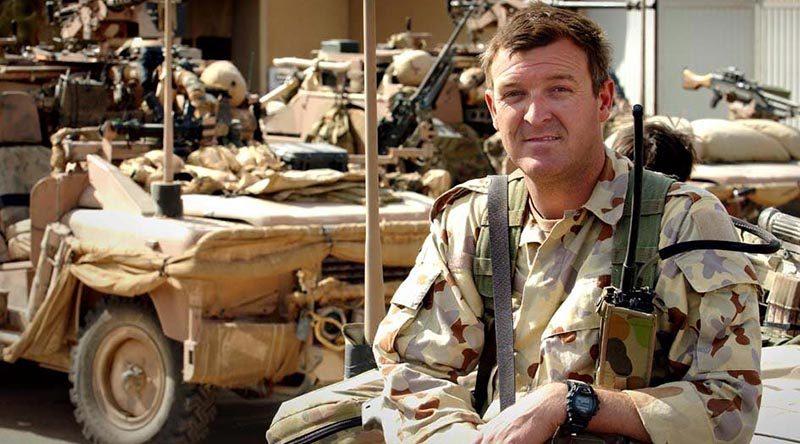 Lieutenant Colonel Mike Harris