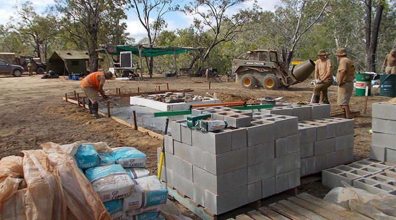 Veterans' memorial at Pandanus Park, far-north Queensland, get's an upgrade.