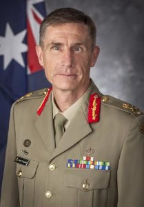 Lieutenant General Angus Campbell