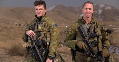 Private Ince and Private Kucharski in Afghanistan reflect on their training after saving the life of a combat casualty.