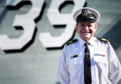 Retired after 43-year Navy career