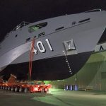 First Guardian-class patrol boat launched