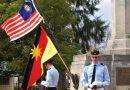 6 Wing AAFC helps mark Malayan Emergency 70th
