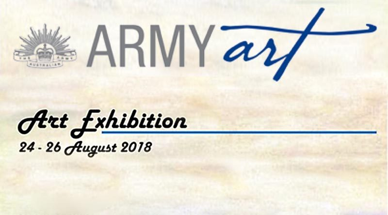Army Art Exhibition hits 44