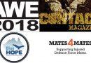 AWE2018 partners Blue Hope and Mates4Mates