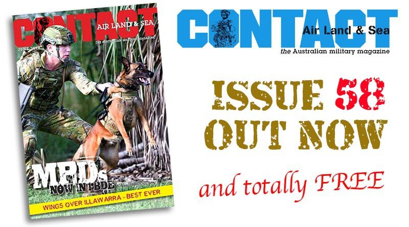 CONTACT Issue 58 out now – 1 June 2018
