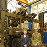 DG Land Manoeuvre Systems visits British bridge builder