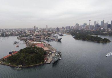 Fleet Base East getting new wharf