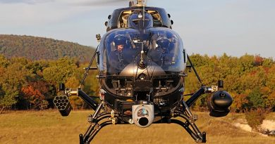An Airbus Helicopters H145M. Airbus photo by A. Pecchi.