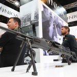NIOA displays new heavy-hitting machine gun