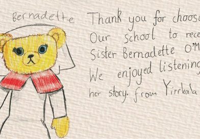 CDF sends bears back to school
