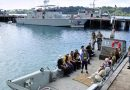Aust/PNG MoU on Manus Island navy-base extension