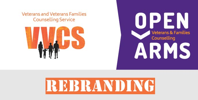 The Veterans and Veterans Families Counselling Services – VVCS –is changing its name to Open Arms in October 2018.