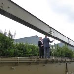 New Army bridge nears delivery