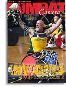 You can view the results of my Invictus Games coverage here.