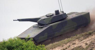 Lynx IFV –Rheinmetall Defence photo.