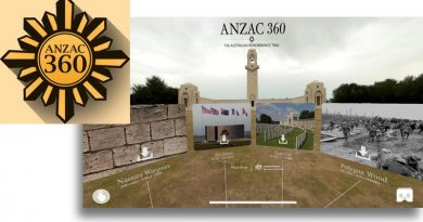 Anzac 360 app is free from usual app stores – search for it