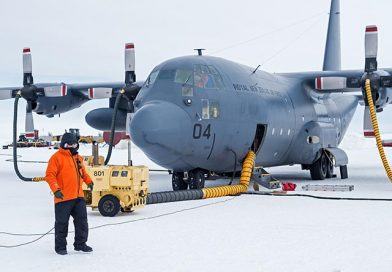 NZDF begins new season of airlifts to Antarctica