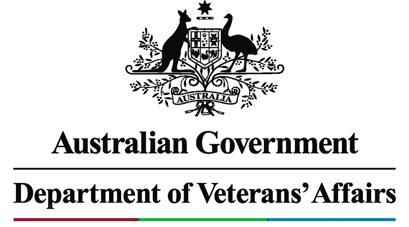 Department of Veterans' Affairs Australia, logo