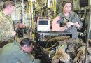 Army and RAAF trial aeromedical evacuation for military working dogs