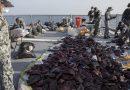 HMAS Ballarat seizes 3.1 tonnes of hashish