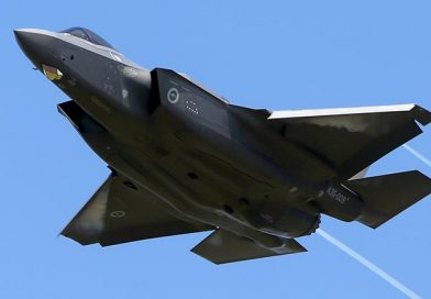 RAAF F-35A begins flying ops from Williamtown