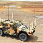 Army testing Hawkei electrics