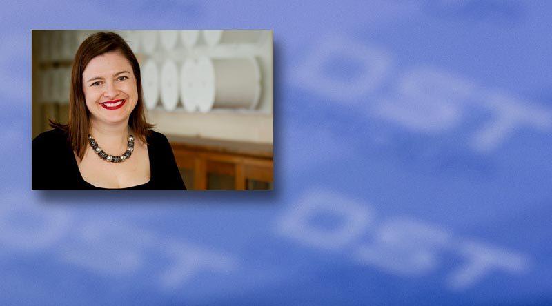 New Chief Defence Scientist Professor Tanya Monro.