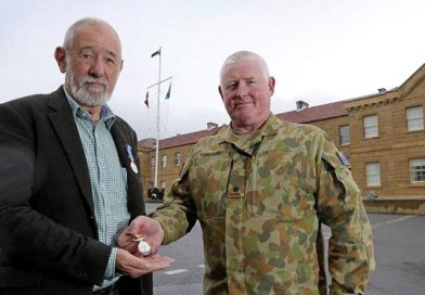 Medals missing for 50 years formally issued to owner
