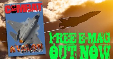COMBAT Camera – issue 18– the Avalon AirshowSpecial Issue