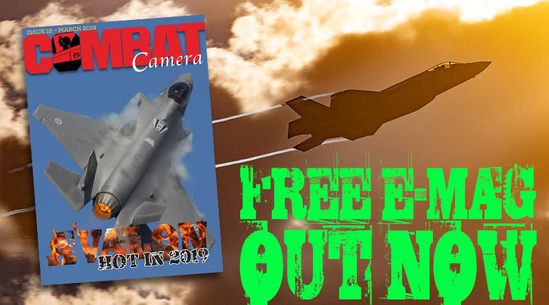 COMBAT Camera – issue 18 – the Avalon Airshow Special Issue
