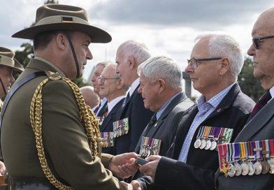15 Kiwis receive Australian Unit Citation for Gallantry
