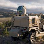 Raytheon sends drones to HEL