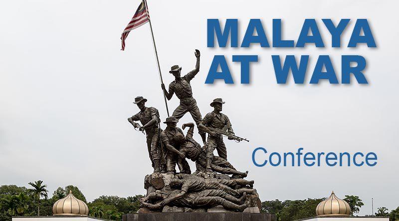 Malaya at War Conference, KL 2019