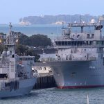 New Zealand's new dive tender delivered